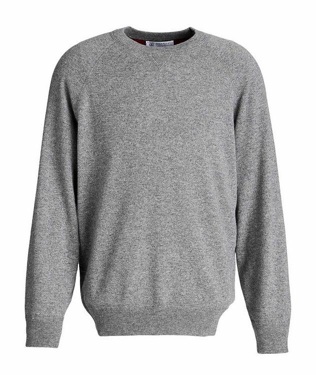Wool, Cashmere & Silk Sweatshirt picture 1