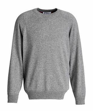Brunello Cucinelli Wool, Cashmere & Silk Sweatshirt