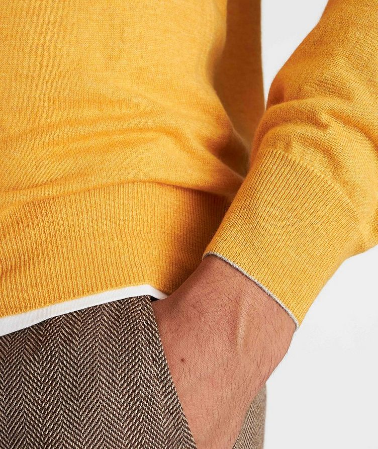 Cashmere Sweater image 4