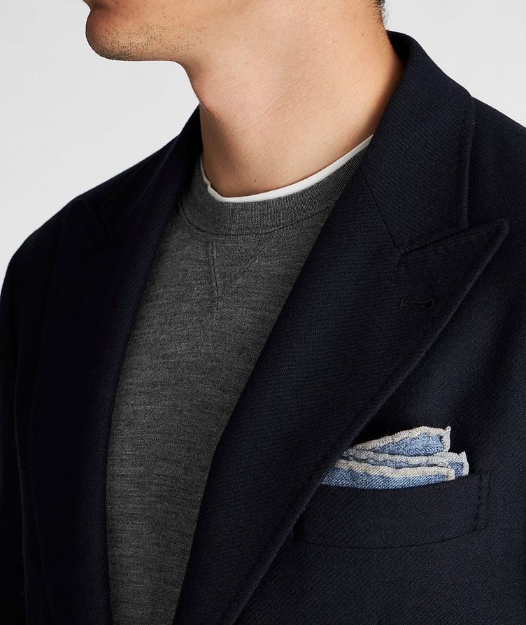 Knit Cotton Cardigan image 3