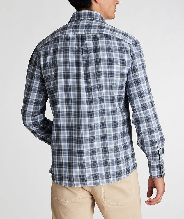 Plaid Cotton Shirt picture 3