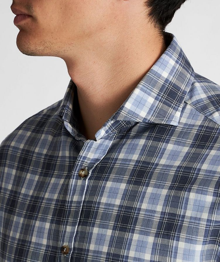 Plaid Cotton Shirt image 3