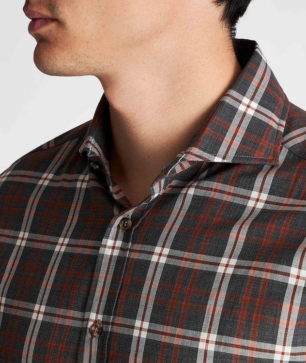 Plaid Cotton Shirt picture 4