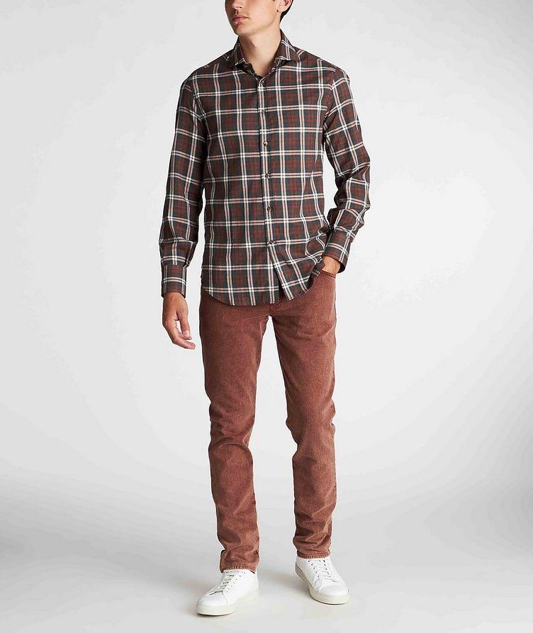 Plaid Cotton Shirt image 4