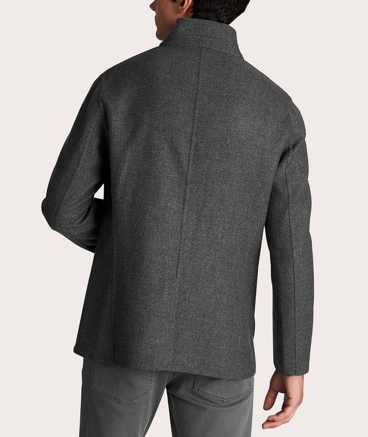 Reversible Cashmere-Silk Sports Jacket image 2