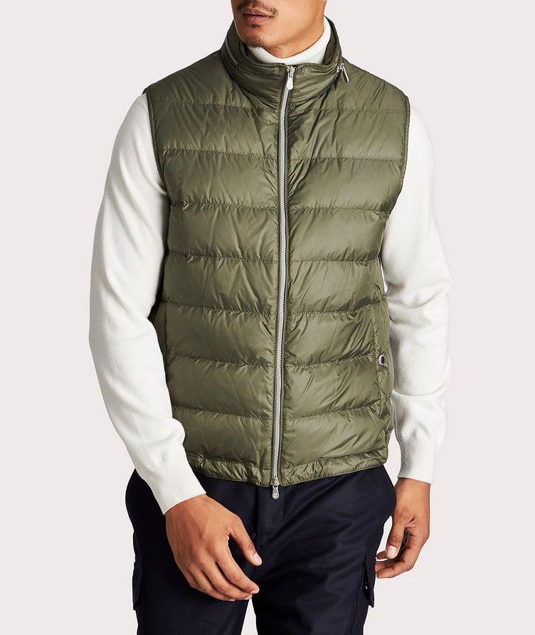 Water-Repellent Down Vest image 1