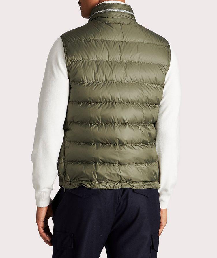 Water-Repellent Down Vest image 2
