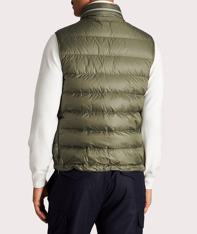 Water-Repellent Down Vest picture 3