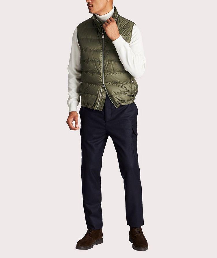 Water-Repellent Down Vest image 4