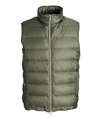 Brunello Cucinelli Water-Repellent Down Vest