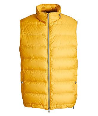 Brunello Cucinelli Water-Repellent Down Vest