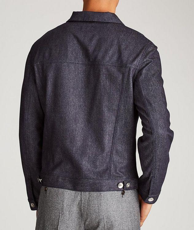 Chambray Shirt Jacket picture 3