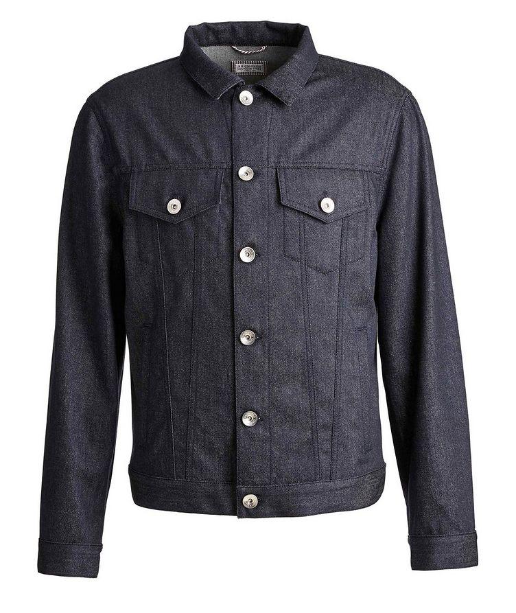 Chambray Shirt Jacket image 0