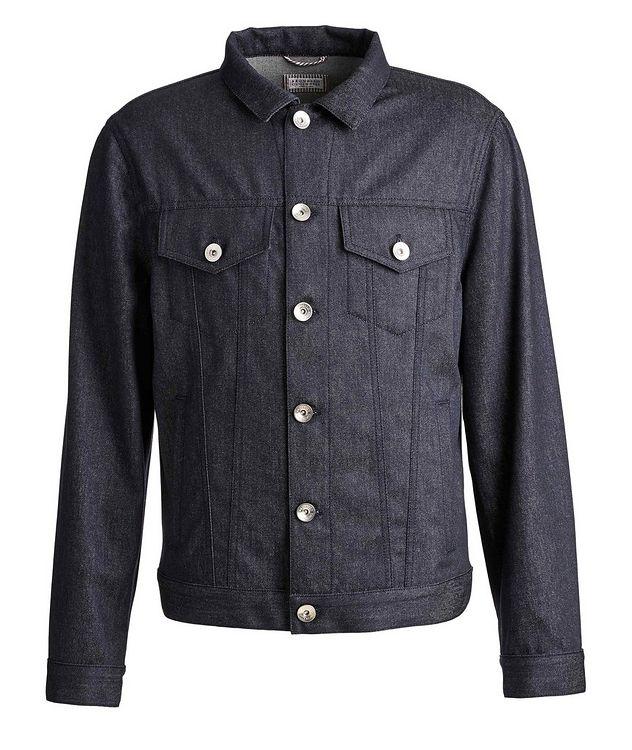 Chambray Shirt Jacket picture 1
