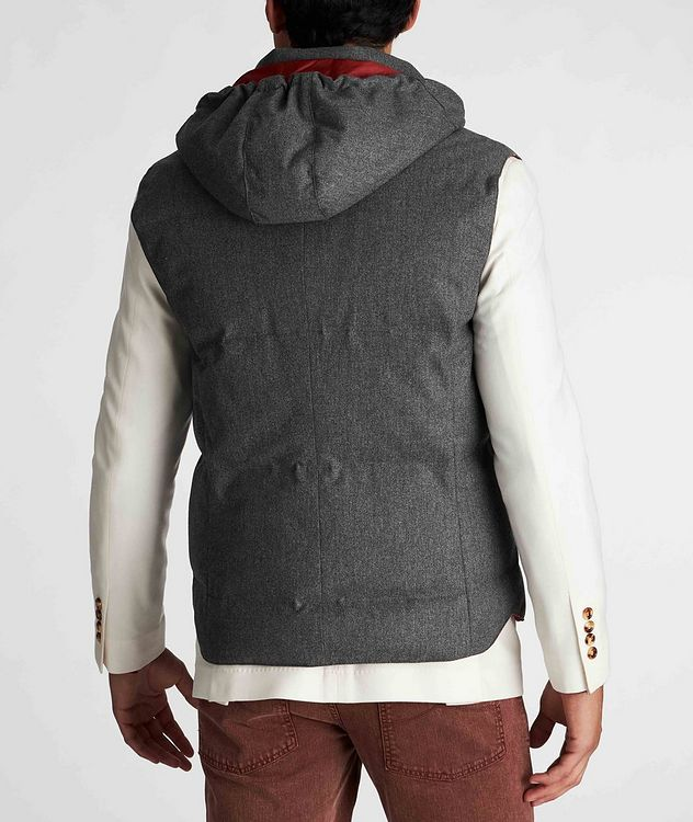 Veste de duvet imperméable picture 3