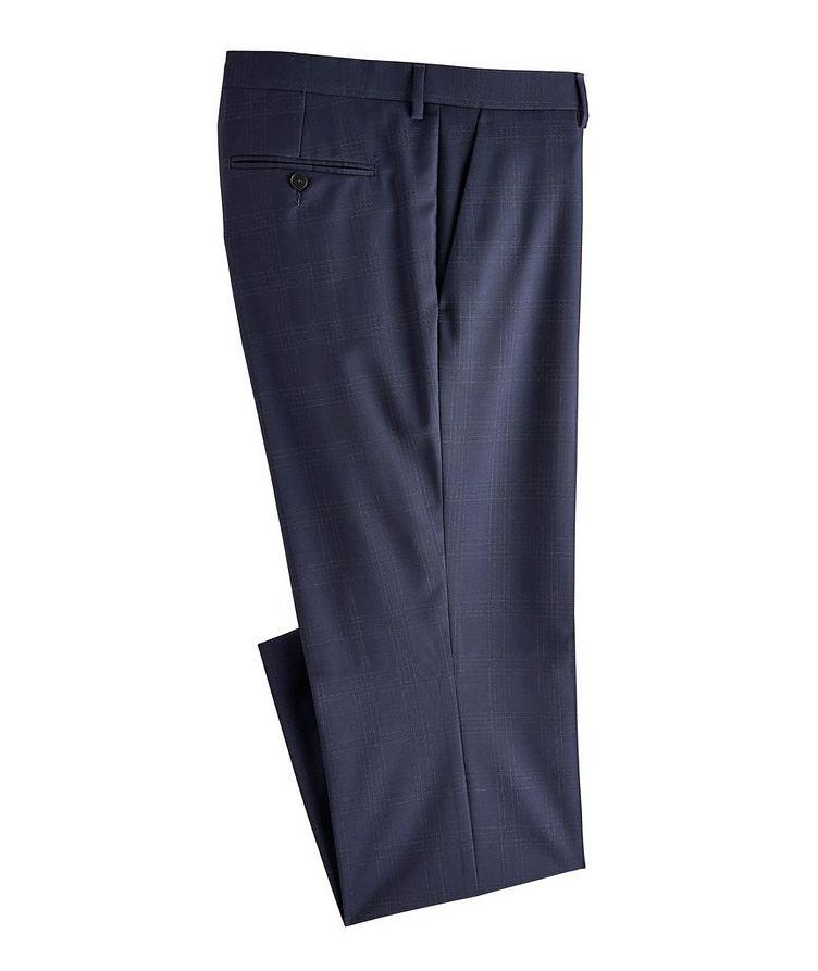 Drop 8 Overcheck Wool Suit image 2