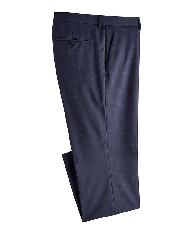 Drop 8 Overcheck Wool Suit picture 3