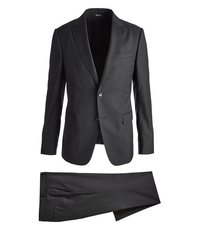 Drop 8 Neat Printed Wool Suit  image 0