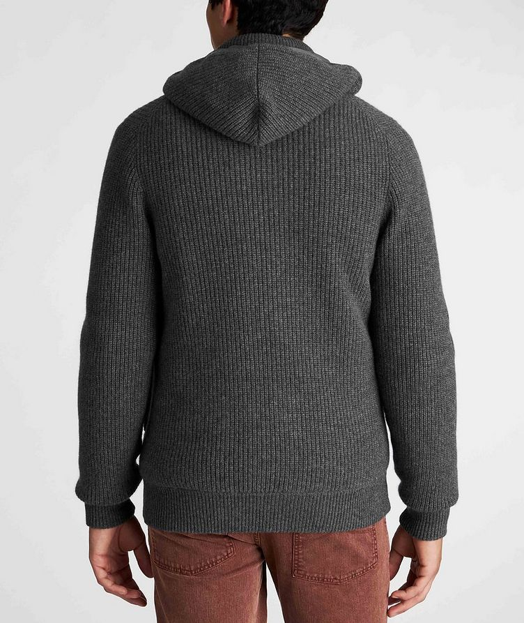Cashmere Down-Filled Sweater image 2