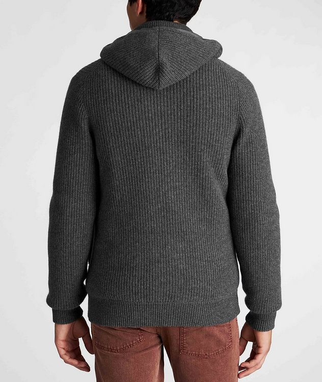 Cashmere Down-Filled Sweater picture 3