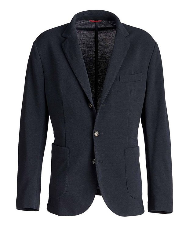 Unstructured Sports Jacket picture 1