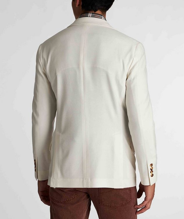 Unstructured Wool-Cashmere Sports Jacket picture 3