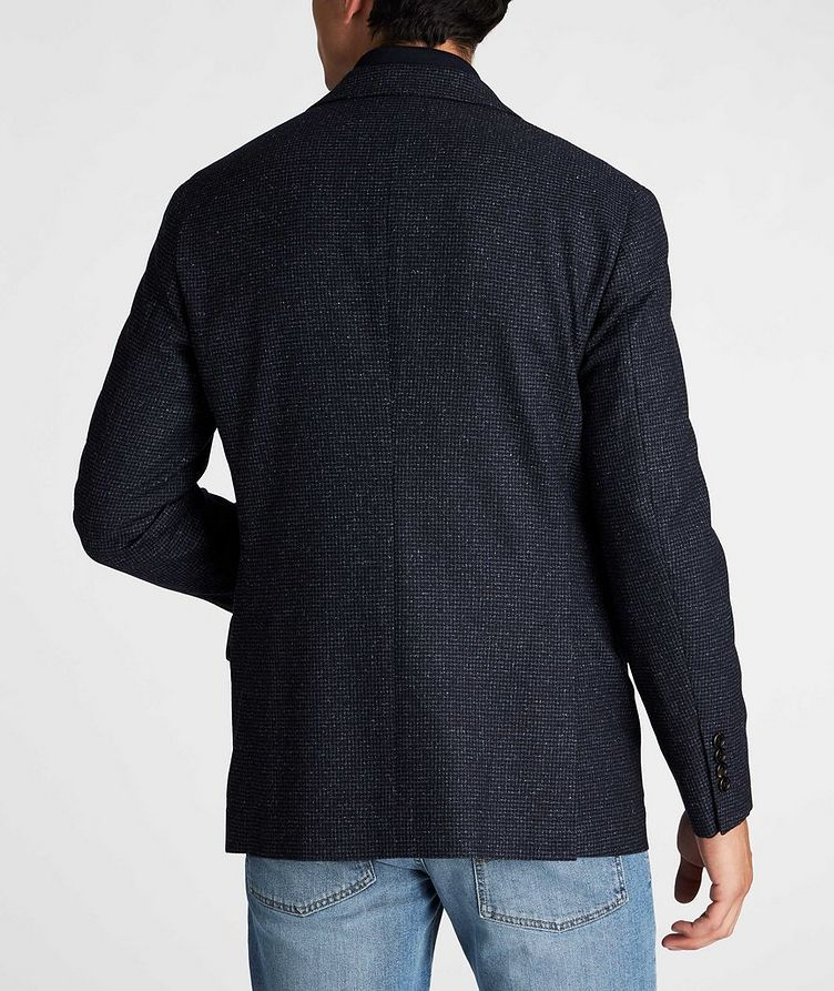 Unstructured Wool-Cashmere Sports Jacket image 1