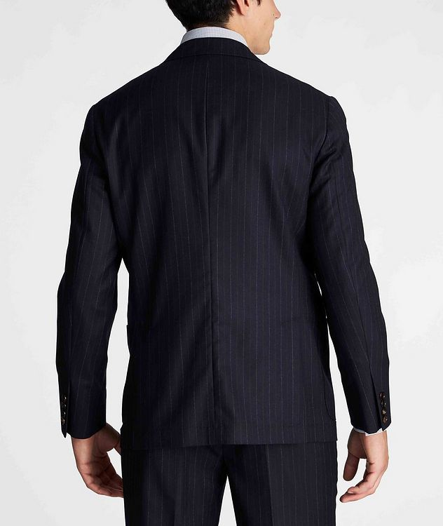 Pinstriped Sports Jacket picture 3
