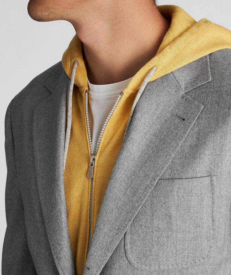 Unstructured Sports Jacket image 3