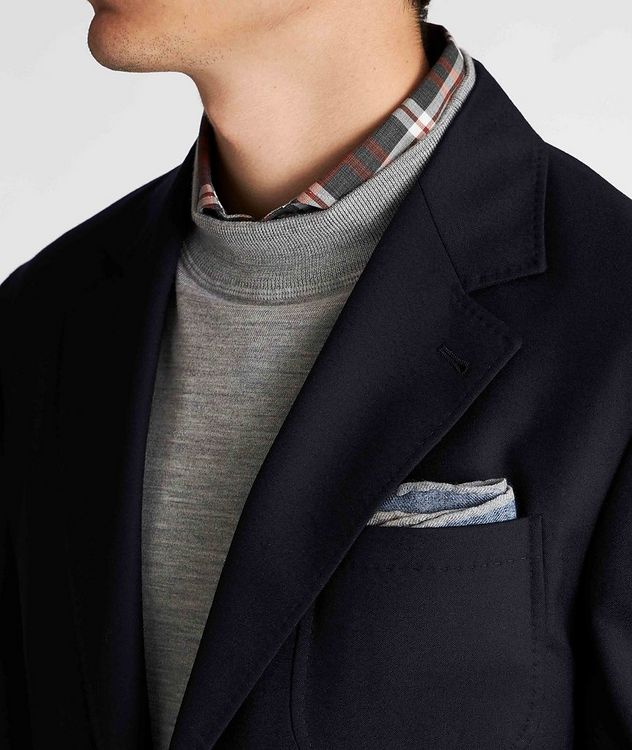 Unstructured Sports Jacket picture 4