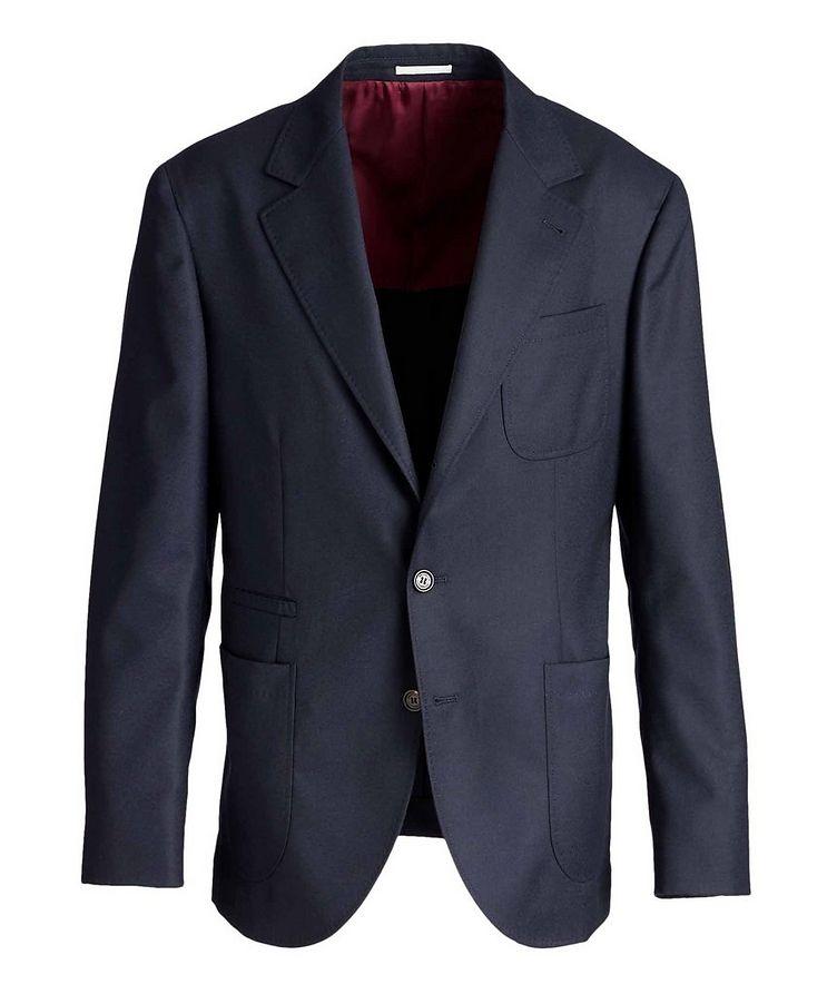 Unstructured Sports Jacket image 0