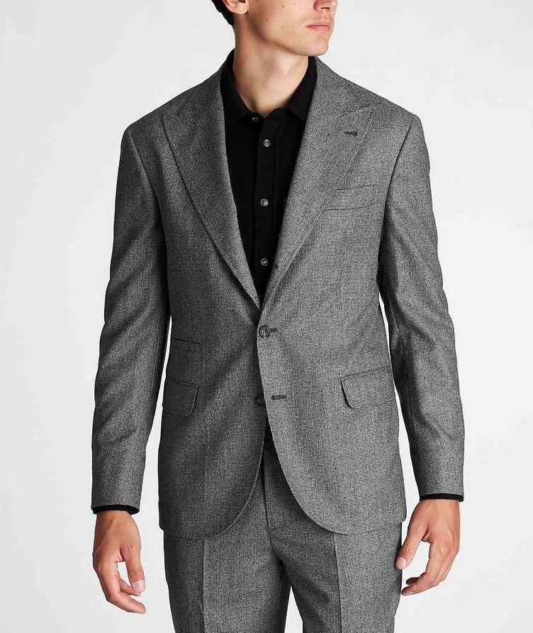 Houndstooth Virgin Wool Sports Jacket image 1