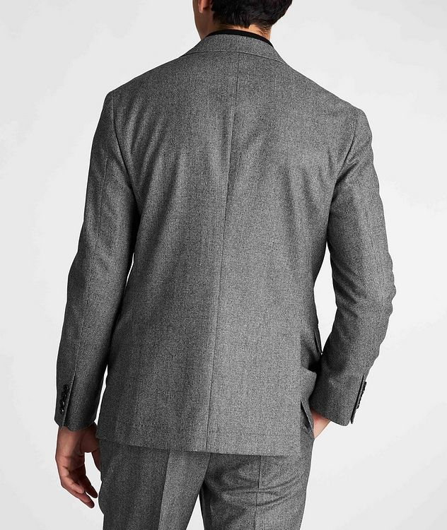 Houndstooth Virgin Wool Sports Jacket picture 3