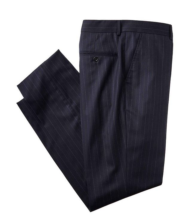 Contemporary Fit Pinstriped Dress Pants picture 1