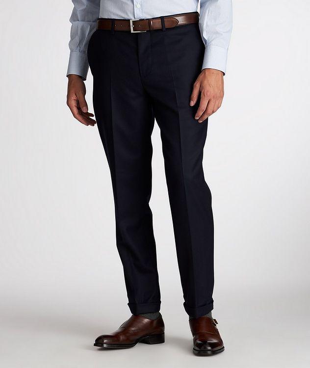 Pantalon habillé de coupe contemporaine picture 2