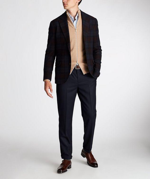 Pantalon habillé de coupe contemporaine picture 5