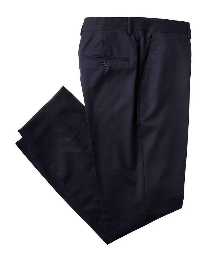 Pantalon habillé de coupe contemporaine image 0