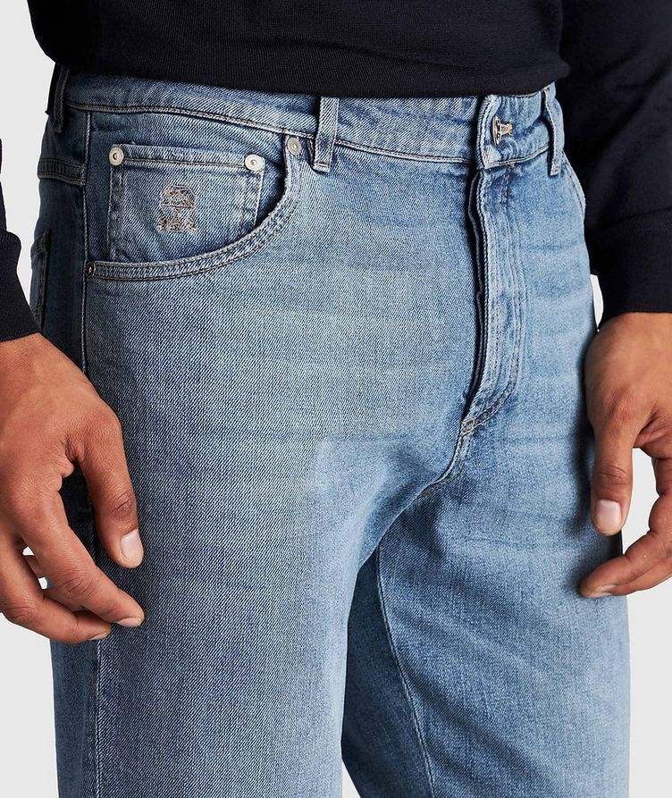 Skinny Fit Jeans image 2