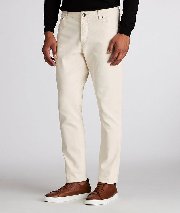 Skinny Fit Stretch-Cotton Jeans picture 2