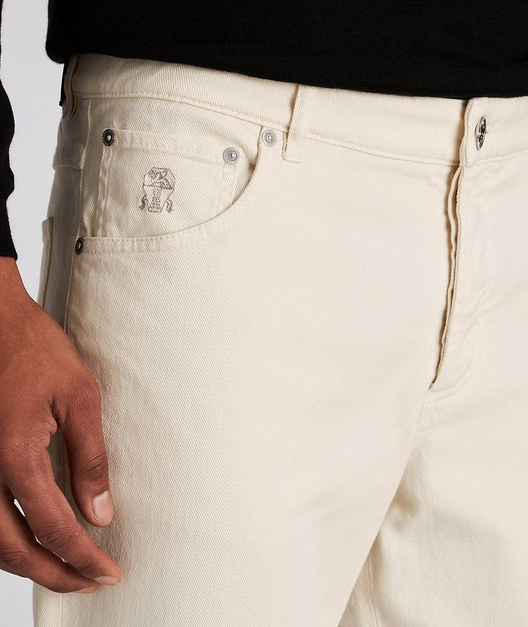 Skinny Fit Stretch-Cotton Jeans image 3