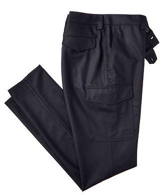 Brunello Cucinelli Leisure Fit Virgin Wool Dress Pants