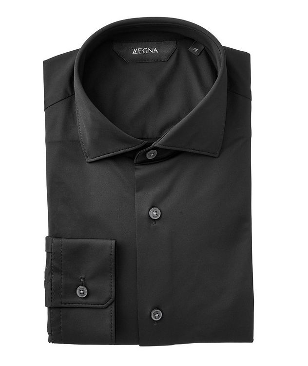 Contemporary Fit Jersey Dress Shirt picture 1