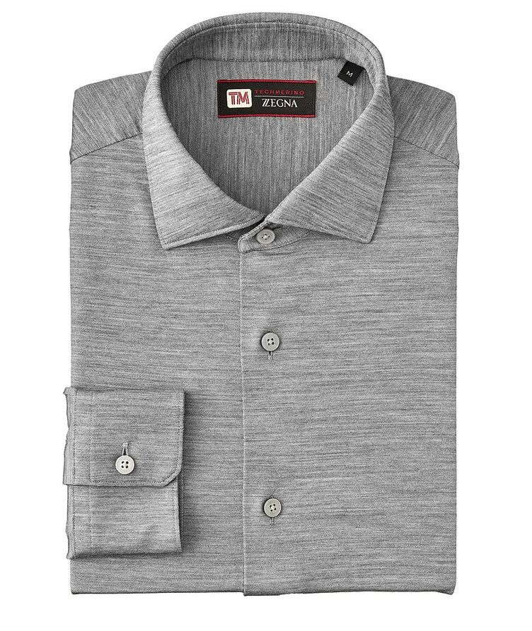 Wool Dress Shirt image 0