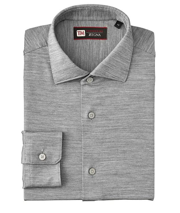 Wool Dress Shirt picture 1