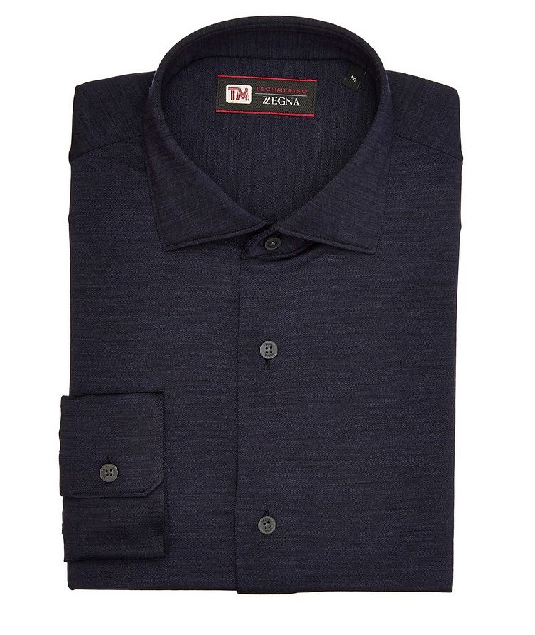 Wool Dress Shirt image 0