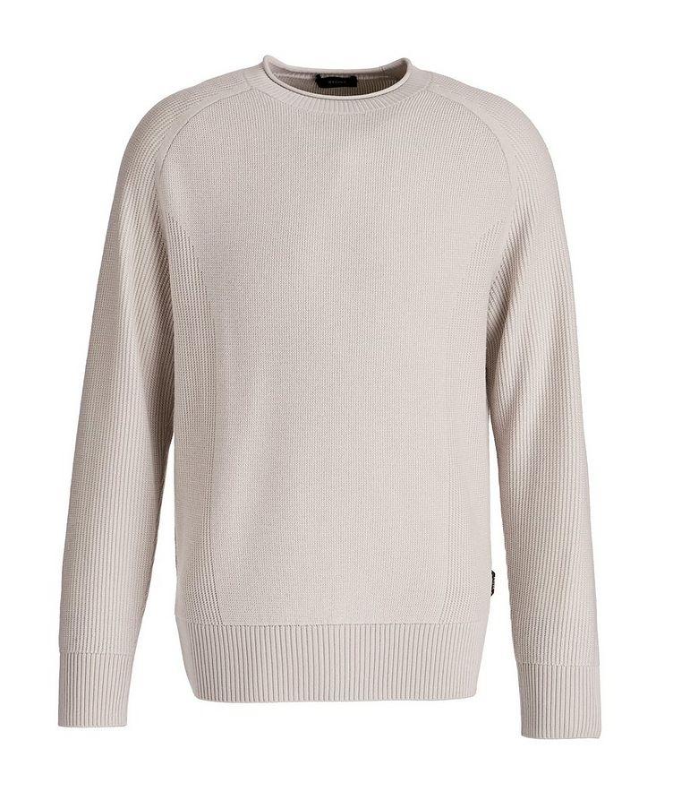 Wool Knit Sweater image 0