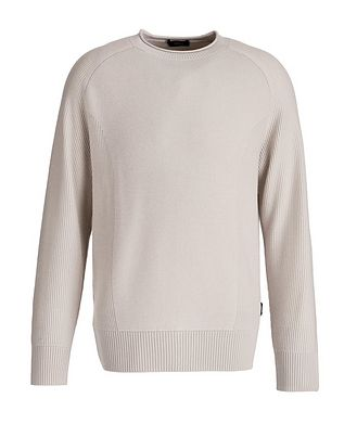 Z Zegna Wool Knit Sweater