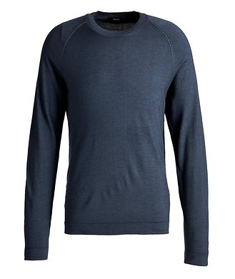 Z Zegna Wool Sweater