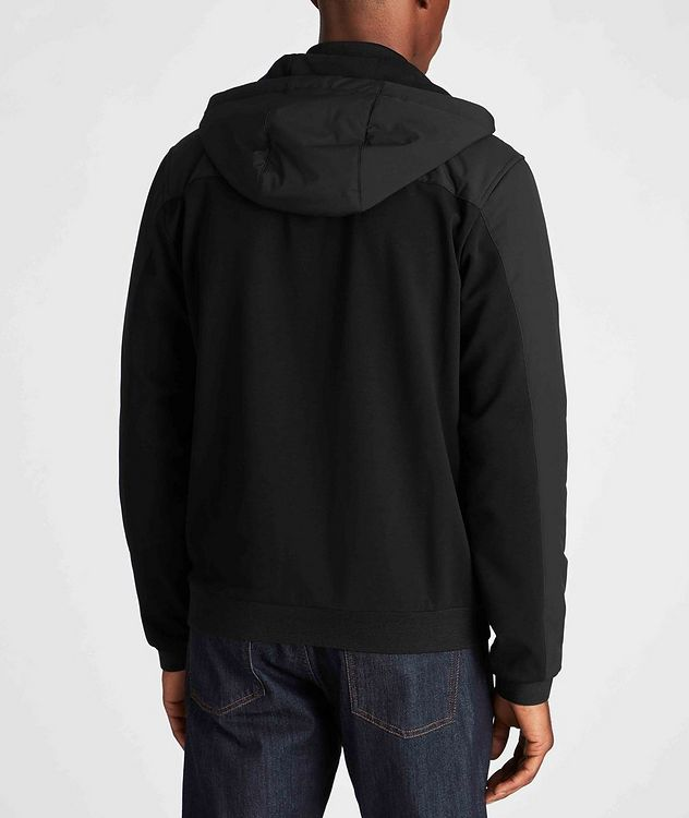 Zip-Up Hooded Jacket picture 3