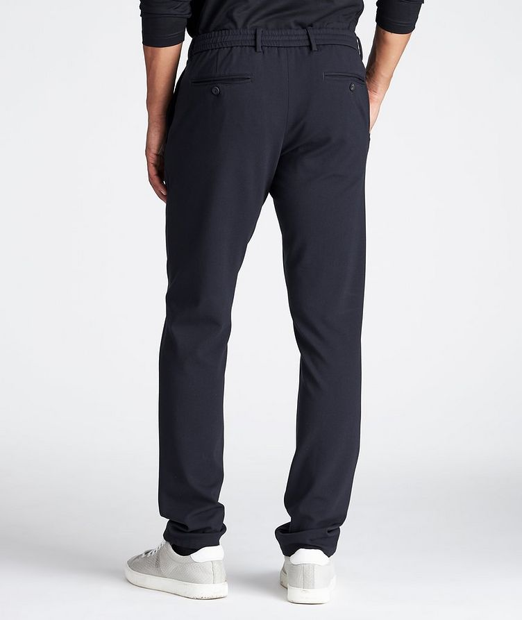 Technical-Stretch Drawstring Pants image 1